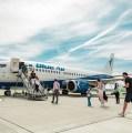 """Blue Air reia zborurile către Oradea și desfășoară programul """"Zboară în țară"""""""