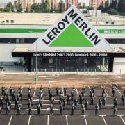 Leroy Merlin a deschis cel de-al patrulea magazin în București