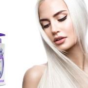 Wash&Go a creat noul șampon neutralizator Purple