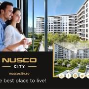 NUSCO IMOBILIARA redefinește zona Pipera/Aviatiei a Bucureștiului și lansează Nusco City
