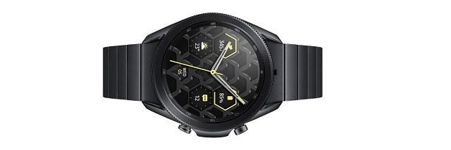 Samsung lansează Galaxy Watch3 Titanium