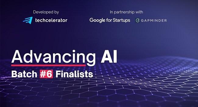 """Șapte startup-uri acceptate în programul """"Advancing AI"""" organizat de Techcelerator și Google"""