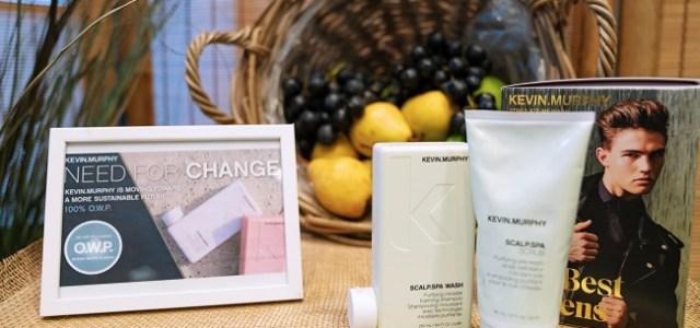 Îngrijirea corectă a părului începe cu scalpul. KEVIN.MURPHY a lansat gama sustenabilă SCALP.SPA.
