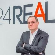 24REAL încheie primul trimestru cu o creștere de 30% a numărului de tranzactii cu spații de birouri.
