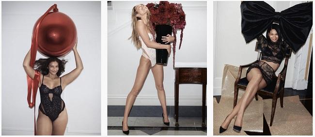 Colecția de cadouri de la Victoria's Secret pentru Sărbători Fericite