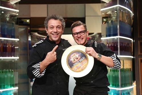 Ionuț Belei este marele câștigător al sezonului 8 Chefi la cuțite