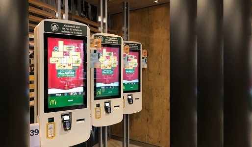 McDonald's a investit peste 1.8 milioane de euro in digitalizare