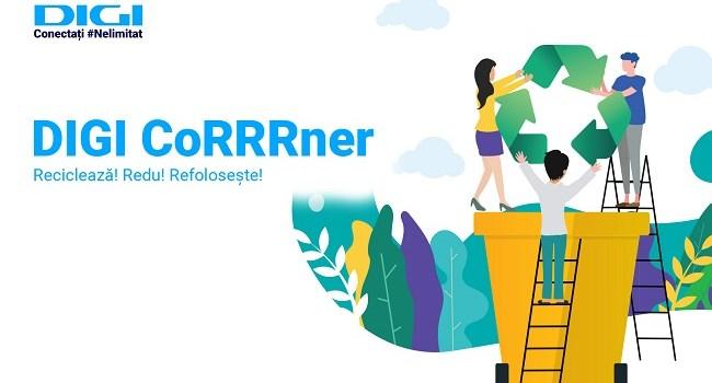 Digi lansează Digi CoRRRner