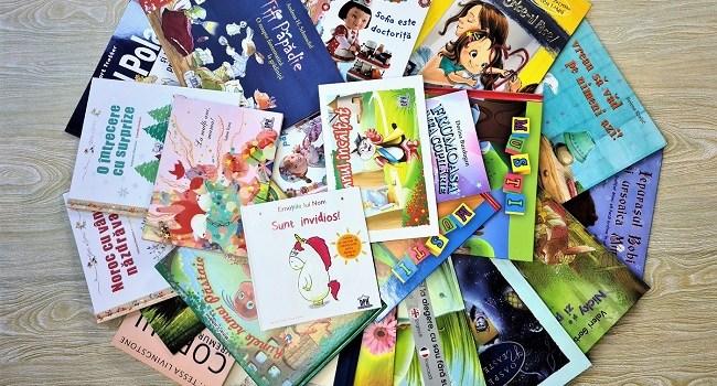 De Ziua Cărții, DPH donează peste 1.000 de cărți bibliotecilor județene din România