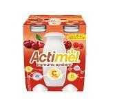 Danone completeaza portofoliul de iaurturi Actimel cu o formula mai puternica