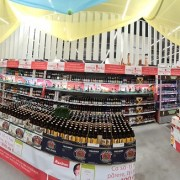 Cel mai mare targ de bere din Romania si-a deschis portile la Auchan