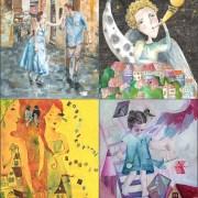 """Proiectul CSR având ca temă bucuria de a trăi a premiat tinerii artiști aiLiceului de Arte Plastice ,,Nicolae Tonitza"""""""