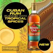 Havana Club lanseaza primul rom spiced din portofoliu – Havana Club Cuban Spiced