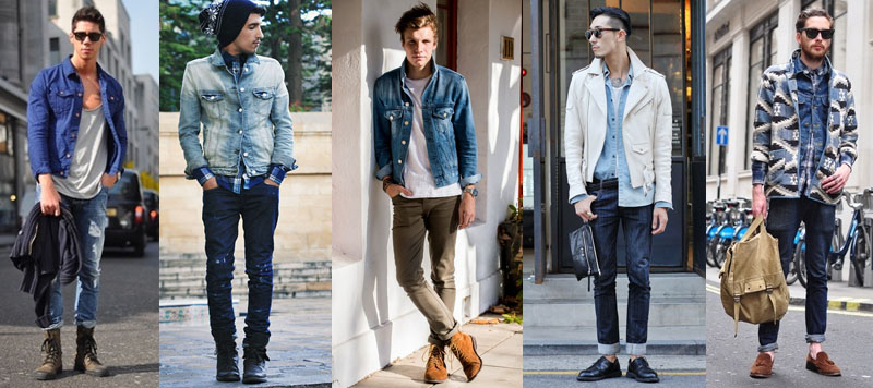 Men's Style Trend | Denim Wear – Aleczander Gamboa – Freelance Content  Producer