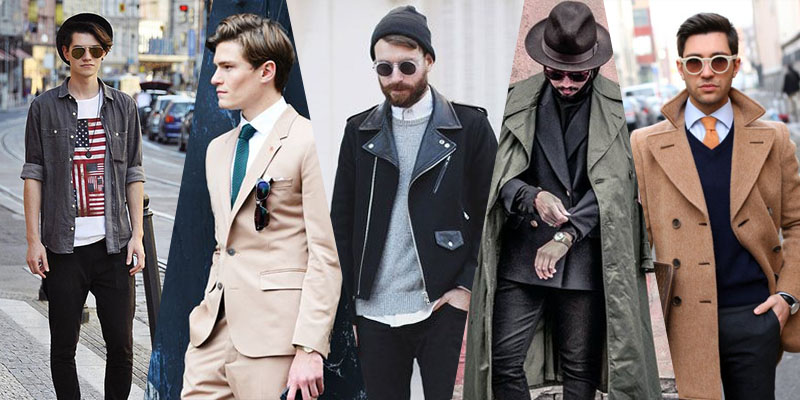 accessories for men street style trends