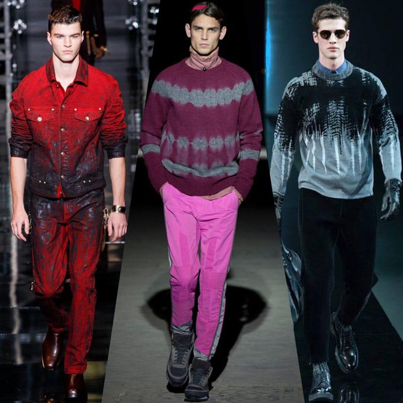 die effects paint splash runway trend 2014 2015
