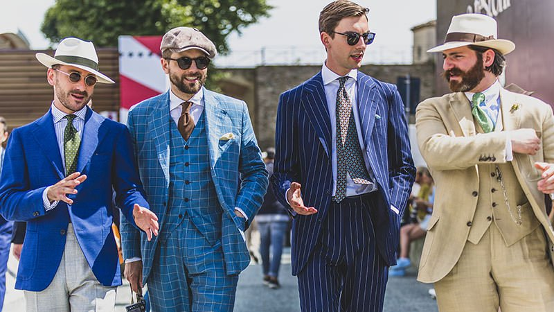 The Complete Guide to Men's Shirt Tie and Suit Combinations
