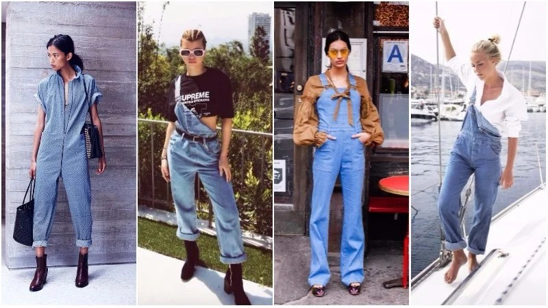 90 s Fashion  How to Get The 1990 s Style    The Trend Spotter 90s Overalls