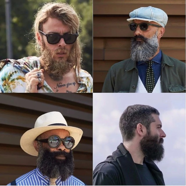 Bushy Beards