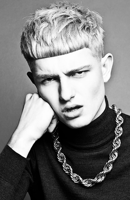 100 Cool Ways To Rock The Man Fringe Hairstyle The Trend