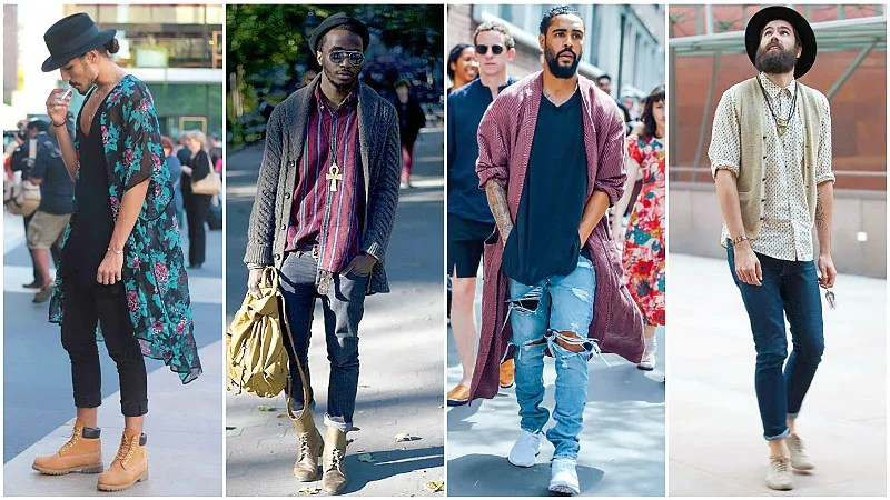 How To Pull Off Bohemian Style Mens Guide The Trend