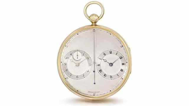 Breguet-Antique-Number-2667 These are the World's Most Expensive Watches