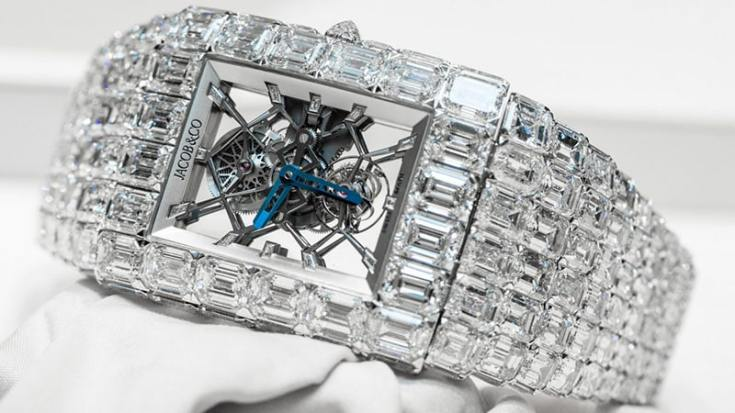 Jacob & Co. Billionaire Watch Top 10 most expensive watches in The world just info check