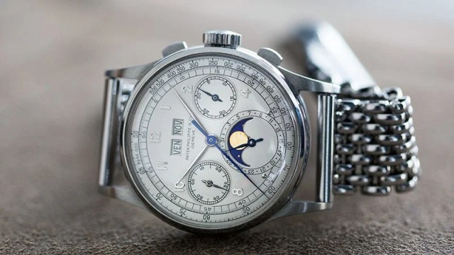 Patek-Philippe-Ref.-1518-in-Stainless-Steel These are the World's Most Expensive Watches