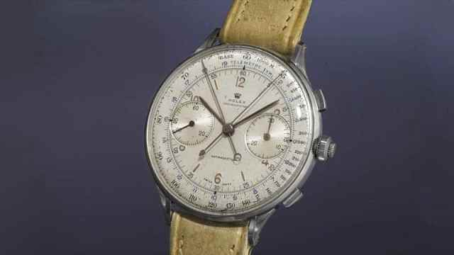 Rolex-Antimagnetique-Reference-4113-from-1942-1 These are the World's Most Expensive Watches