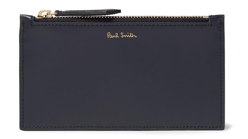 Paul Smith Zipped Leather Wallet