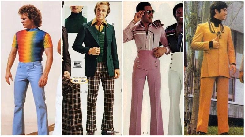 70s Bright Colours