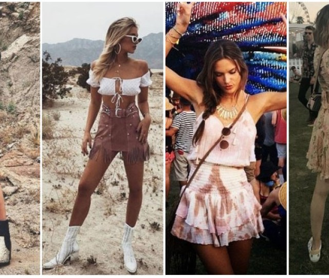 Coachella Outfits With Skirts