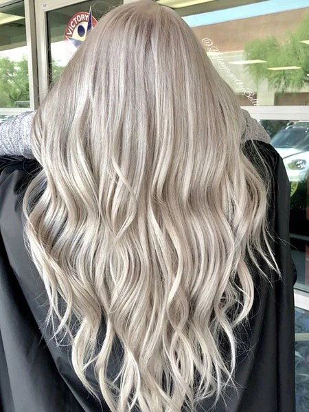 20 Silver Hair Colour Ideas For Sassy Women The Trend