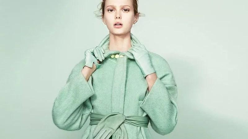 Cómo dar estilo a la tendencia verde menta 3