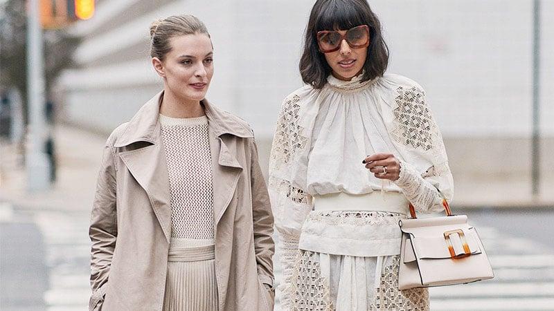 Las mejores tendencias de estilo urbano de las semanas de la moda Aw19