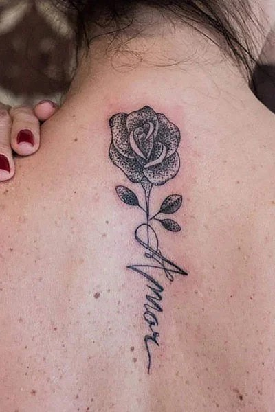 35 Gorgeous Rose Tattoo Ideas For Women The Trend Spotter