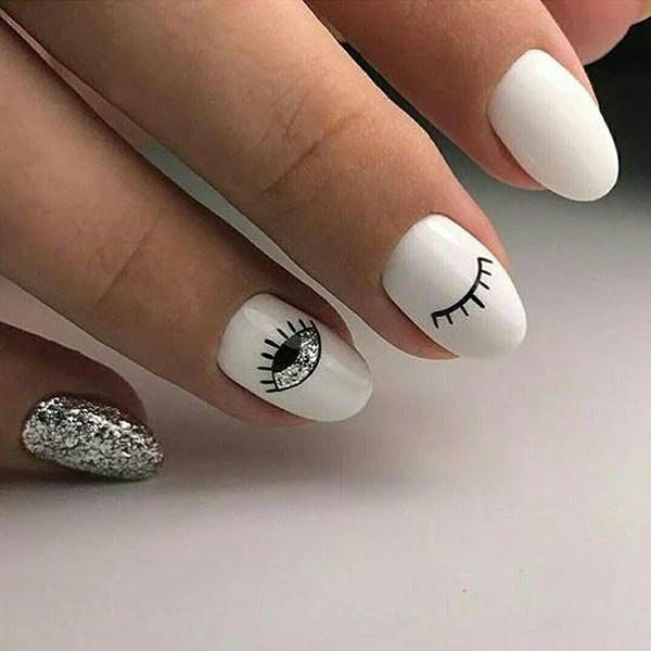 Playful Nail Design