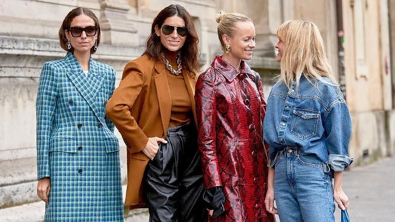 Tendencias de la moda de la primavera verano 2020 Semanas de la moda