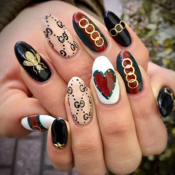 Branded Luxury Nails