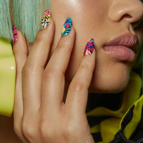 Colourful Luxury Nails