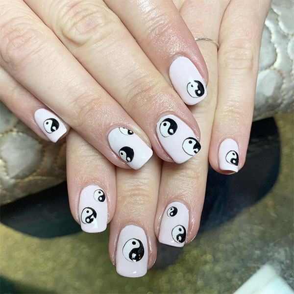 Square Acrylic Nails