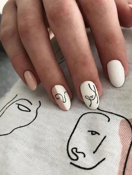 Cute White Design