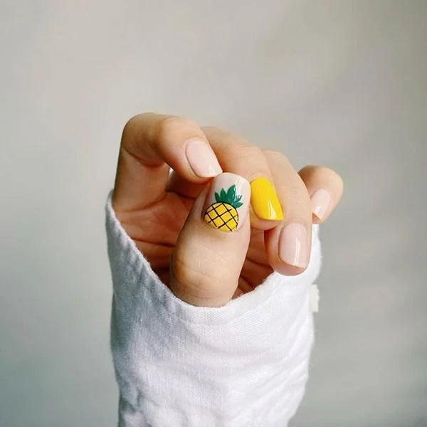 Sweet Nail Art Design