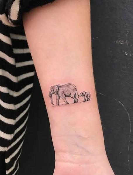 Elephant Tattoo1