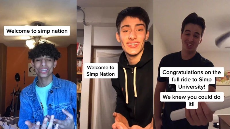 What Is The Simp Nation Challenge