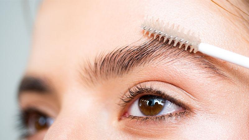 Eyebrow Gel Scultping