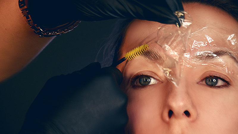 What Is Eyebrow Lamination Process