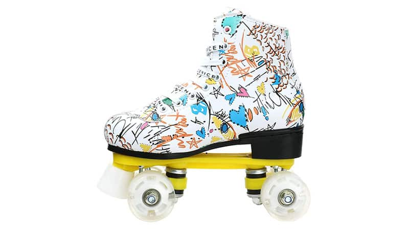 Silvertree Roller Skates Classic High Top