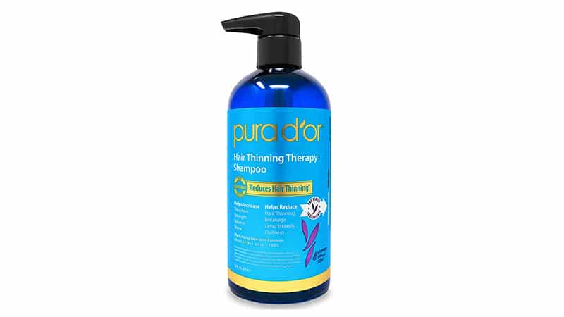 Pura D'or Hair Thinning Therapy Biotin Shampoo