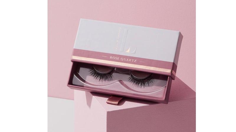 Rose Quartz Magnetic Eyelashes